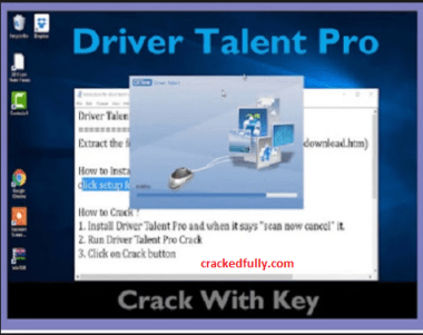 Driver Talent Cracked