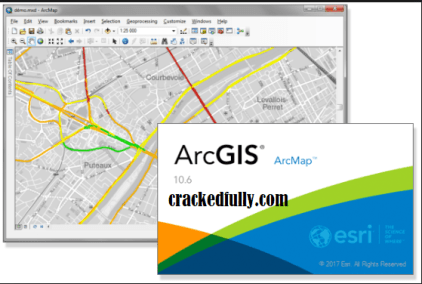 ArcGIS Pro 10 7 1 Crack With Torrent Full Version Free