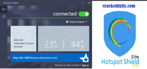 Hotspot Shield Torrent