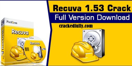Recuva Pro Crack Full
