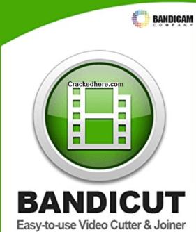 Bandicut Crack Full Serial Keys Free