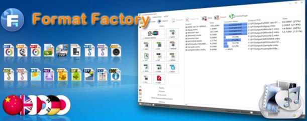 Format Factory Crack Full Serial Key gen