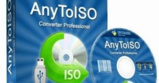 AnyToISO Crack Full Version Free