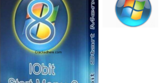 IObit Start Menu 8 Crack Full Serial Keys Free