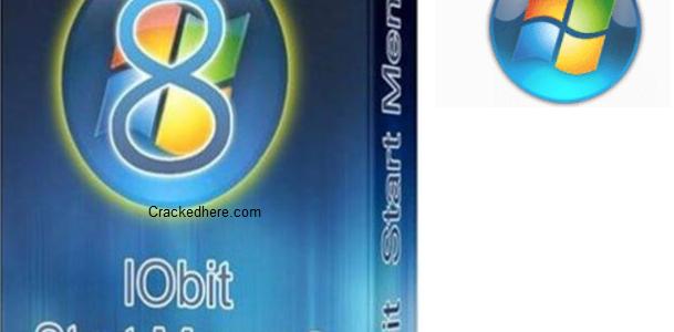 IObit Start Menu 8 Crack Full Serial Keys Free