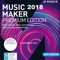 Magix Music Maker 2018 Crack Full Torrents