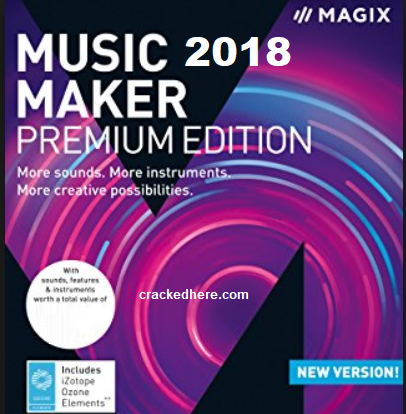 Magix Music Maker 2018 Crack Full Torrents