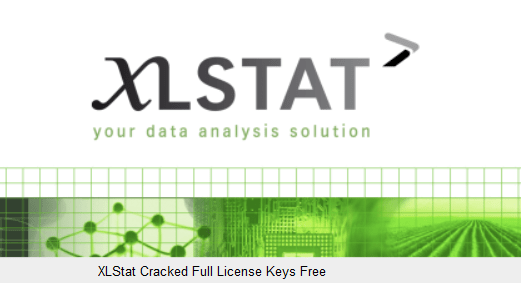 XLStat Crack Full License Keys