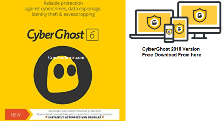 cyberghost vpn 6 crack plus activation key
