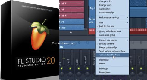 fl studio 20 full  with crack
