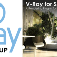v-rAY FOR SKETCHUP Crack Full 2018 Free