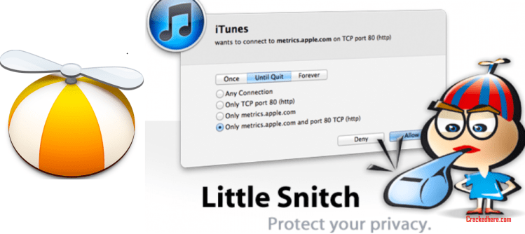 Little Snitch Crack + Torrent