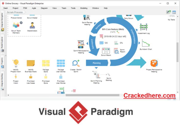 Visual Paradigm 15 2 Crack All License Keygen Download Latest