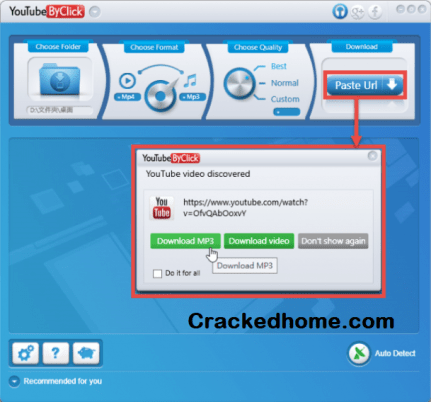 YouTube By Click Crack Free