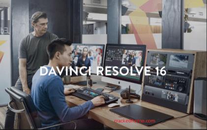 Davinci Resolve Cracked free
