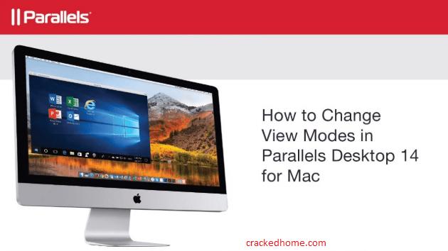 Parallels Desktop cracked free