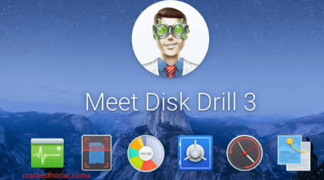 Disk drill Serial Key free