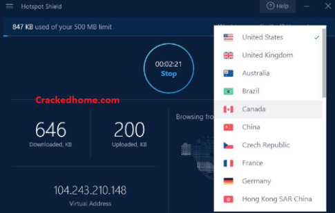 Hotspot Shield Torrent Full