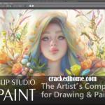 Clip Studio Paint 1.9.3 Crack