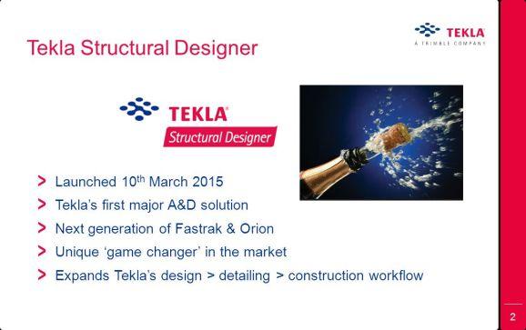 Tekla Structural Designer 2017 Crack