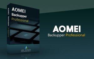 Aomei BackUpper Professional Key