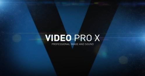Magix Video Pro X Crack