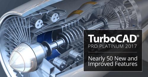 TurboCAD Pro Platinum 2017 Crack