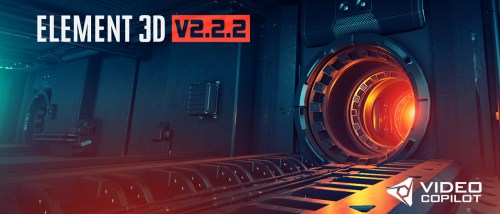 Video Copilot Element 3D Crack