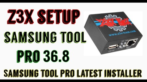 Z3X Samsung Tool crack Without Box