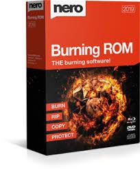 Nero Burning ROM 2019 Crack & Serial Number Latest Version