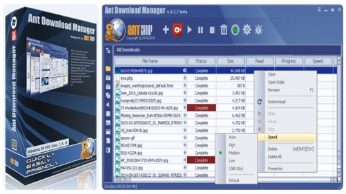 Ant Download Manager 1.12.0 Crack + Keygen 2019 Free Download