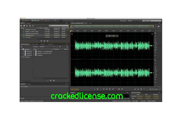 Adobe Audition CC 2019 Build 12.1.5.3 Crack With License key