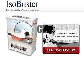 IsoBuster V4.2 Crack Full Version Portable Key Free Download