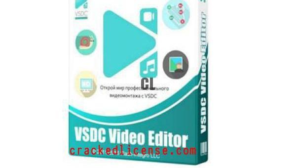 VSDC Video Editor 6 3 8 46 Beta Beta Full Crack With Keygen
