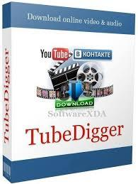 TubeDigger 6.5.6 Crack Full Version Serial Key Free Download