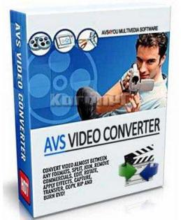 AVS Video Converter 11.0.3 Build 639 Crack With Serial Key