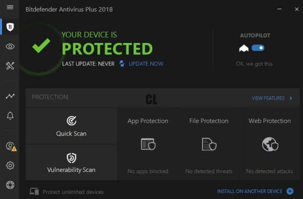 Bitdefender 2019 23.0.16.72 Crack With Keygen Latest Version Free Download