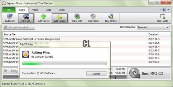 Express Burn 7.10 Crack With Registration Code Free Download