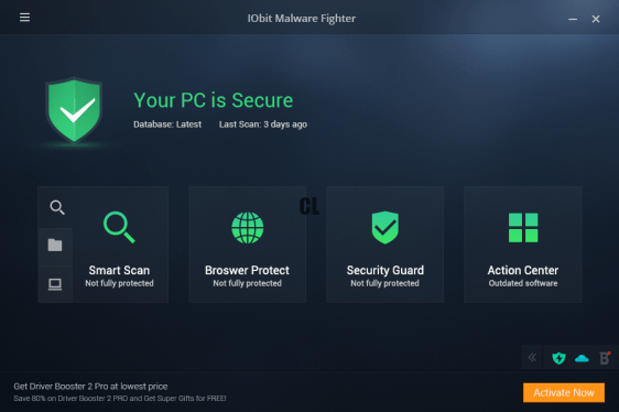 IObit Malware Fighter 7.2.0.5748 Crack