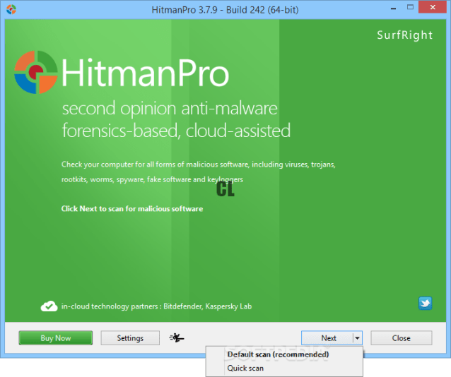 HitmanPro  3.8.10.298 Crack With Product Key Download