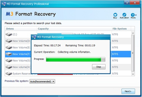 M3 Data Recovery 2020 License Key With Crack Free Download
