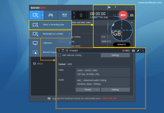 Bandicam 2020 Serial Key With Crack Latest Version Free Download