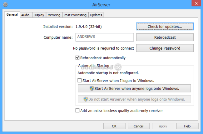 Airserver Universal Crack With Activation key Free Download