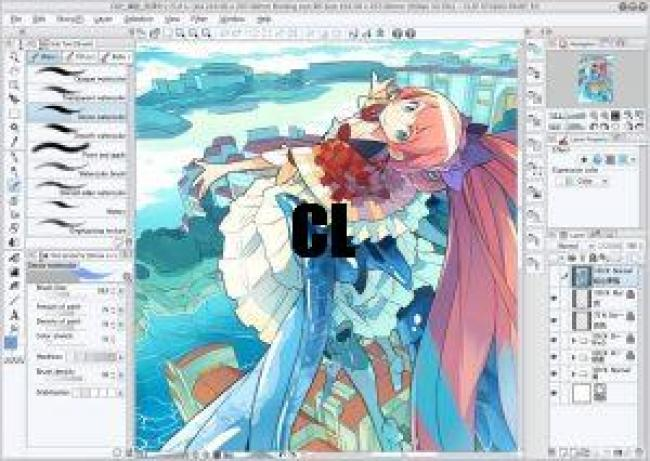 Clip Studio Paint Cracked With Activation Key Software For PC [2021]