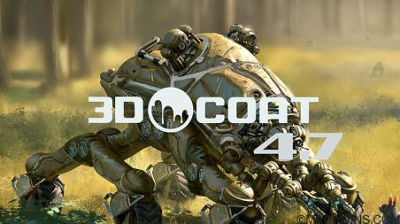 3D Coat 4.7
