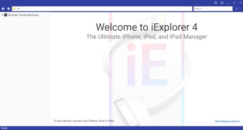 iExplorer Crack