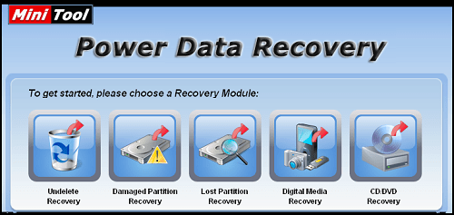 MiniTool Power Data Recovery 9.0 Crack With License Key 2020 Free