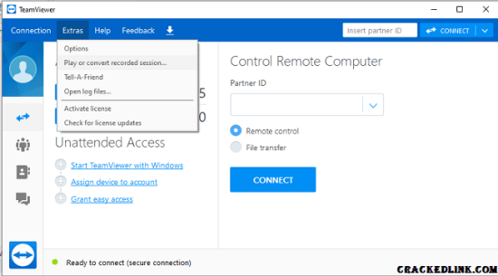 TeamViewer 15.16.8 Crack With License Key [Premium] Free Download