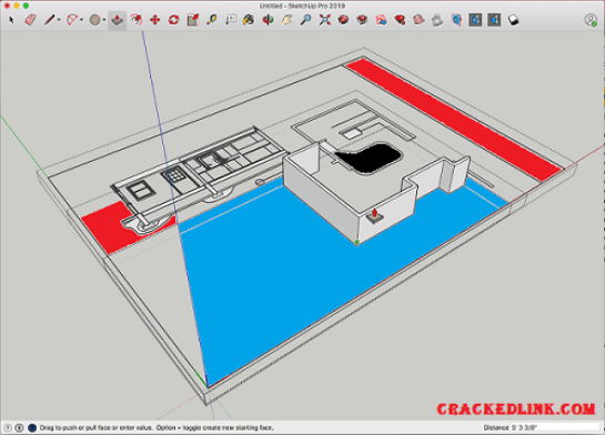 SketchUp Pro 2021 Crack With License Key [Latest] Free Download