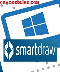 SmartDraw 2021 Crack With License Key Latest Free Download